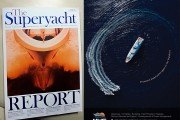 "MYS Ad for ""The Superyacht Report"" Magazine, Issue 147"
